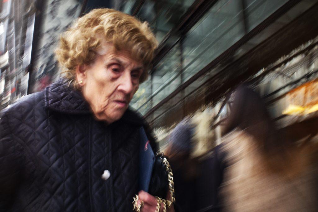 """Fotografía © Alberte A. Pereira · """"Cuando el error fotográfico es mejor que el acierto"""""""