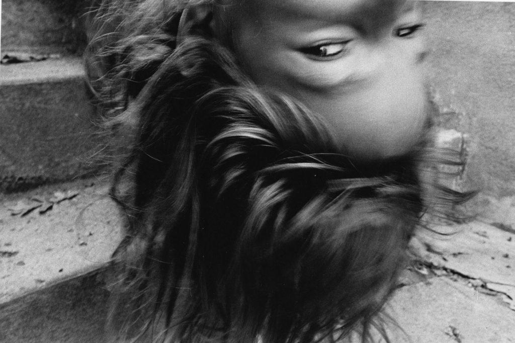 Fotografía © Mark Cohen. Wilkes Barre, 1974.