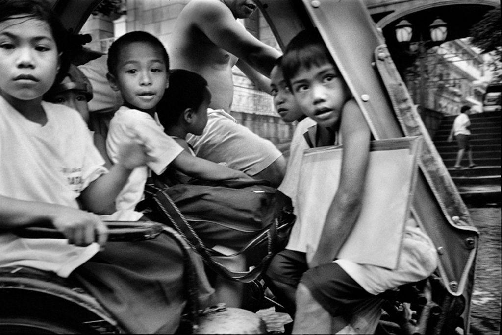 Fotografía © Ricky Dávila, Proyecto Manila.