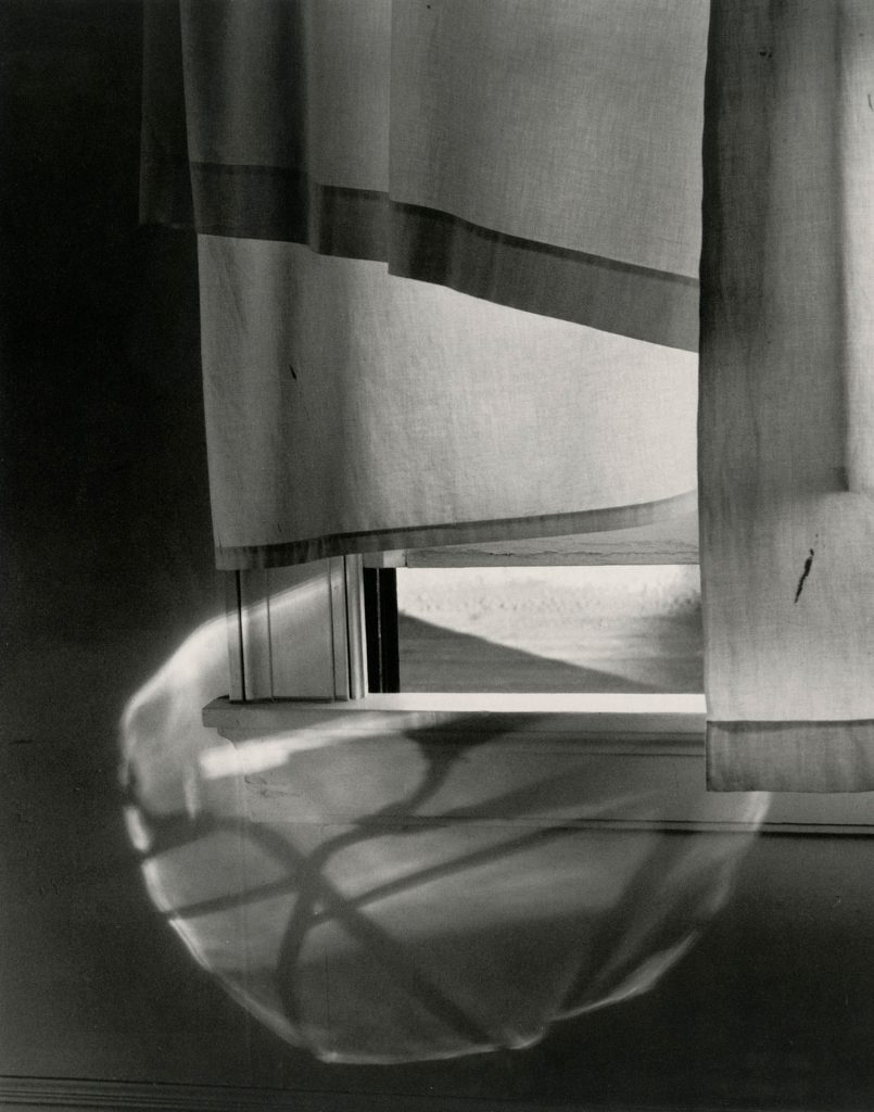 Fotografía © Minor White