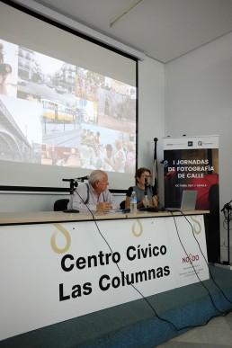 Jornadas de Fotografía de Calle por QuitarFotos y Photocertamen en Sevilla. El Archivo Fotográfico y Gasán. Centro Cívico Casa de Las Columnas. Ayuntamiento de Sevilla.