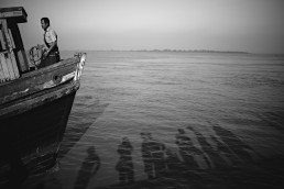 Fotografía © Walter Astrada, Bilugyun Island, BIRMANIA
