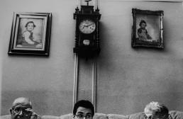 Time, The Fraga Family. (NYC, 1998) Fotografía © Eutropio Rodríguez