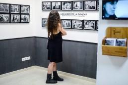 Alumbre exposiciones