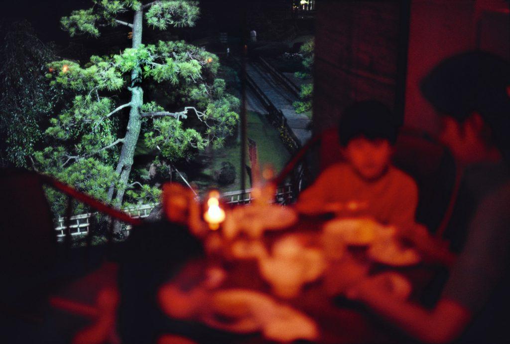 Fotografía © Gueorgui Pinkhassov, Japón 1996