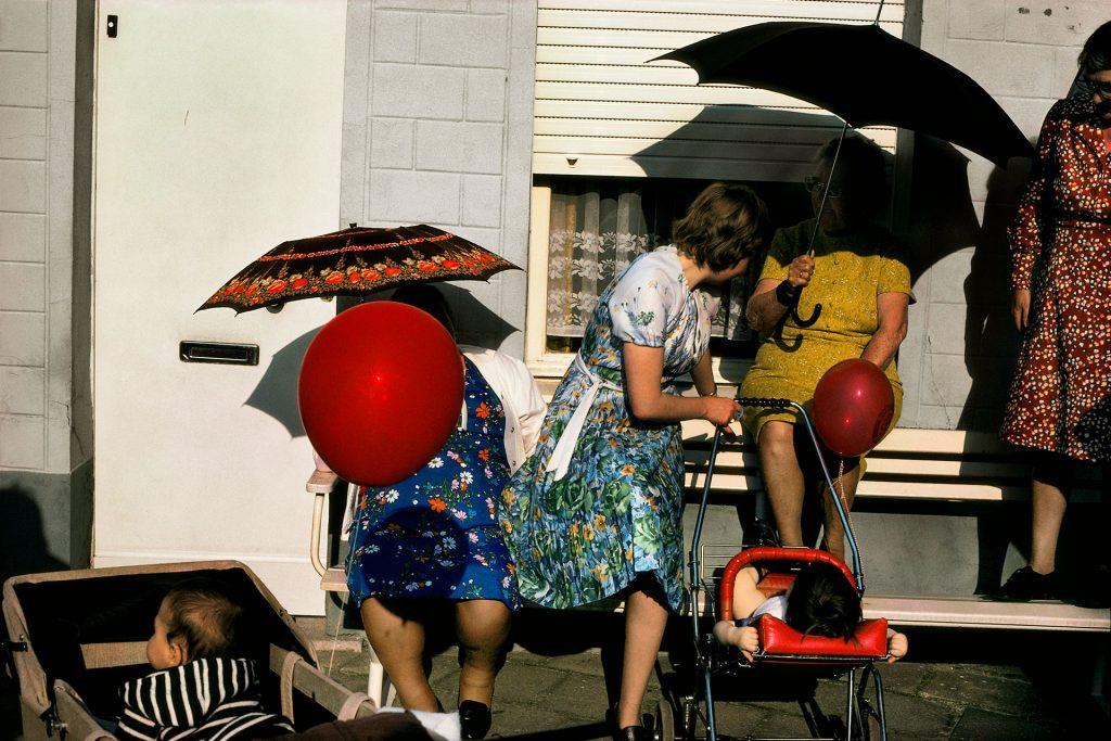 Fotografía © Harry Gruyaert, Bélgica 1988