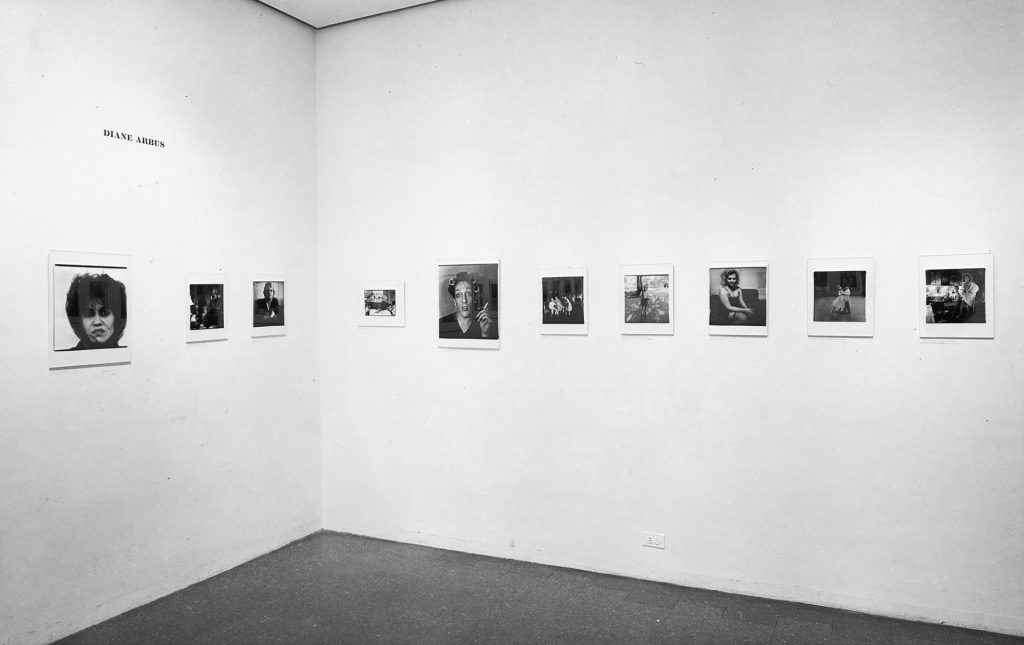 "Exposición ""The New Documents"". MOMA, New York 1967"