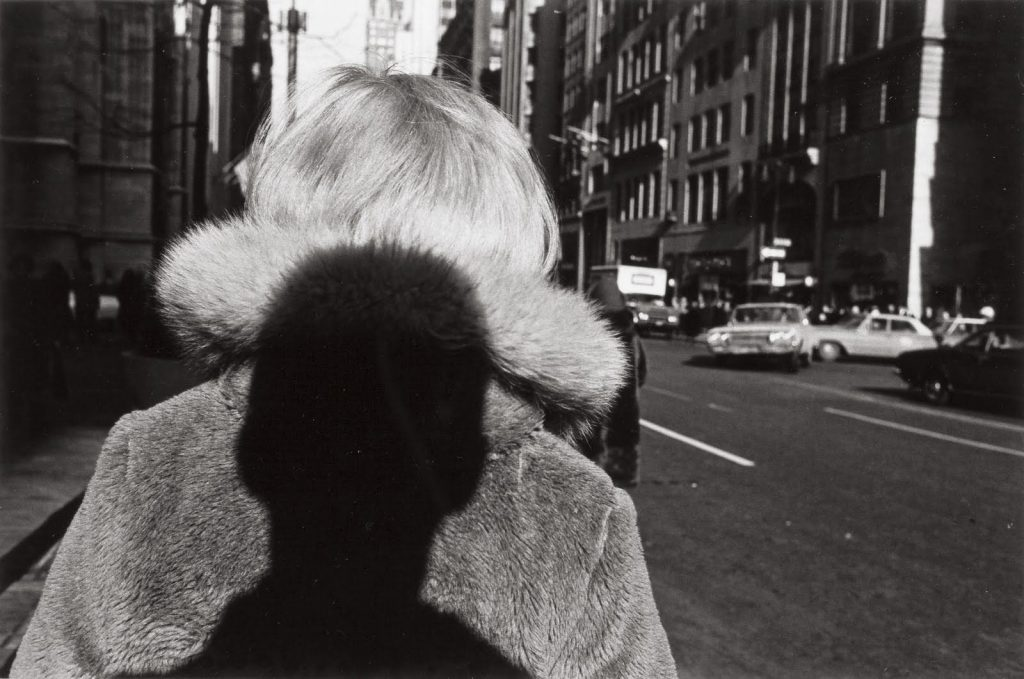 Fotografía © Lee Friedlander. New York 1966