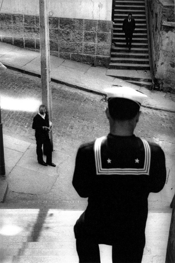 """Fotografía © Sergio Larraín, de su libro """"Valparaíso""""."""