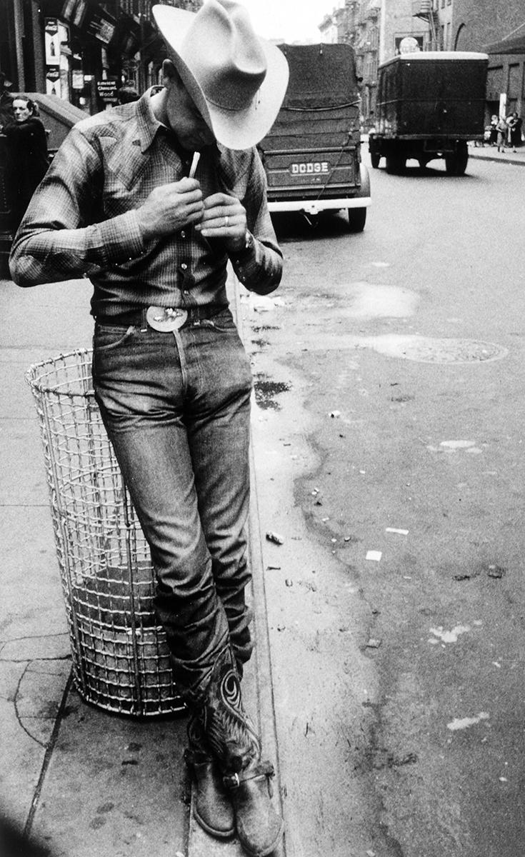 """Fotografía © Robert Frank, de su libro """"The Americans""""."""