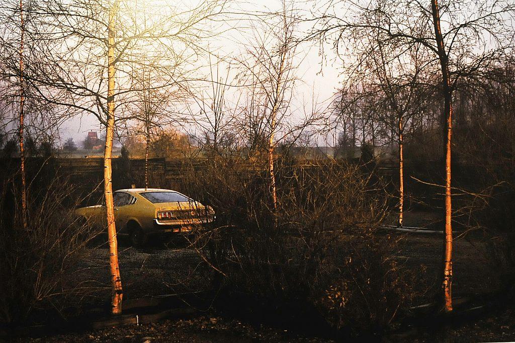 Fotografía © Harry Gruyaert. Bélgica 1988