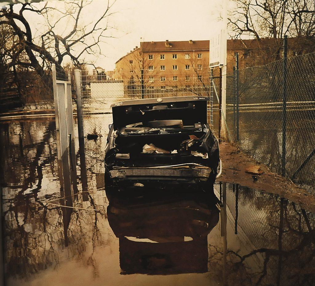 Fotografía © Lars Tunbjörk. Suecia, 2006
